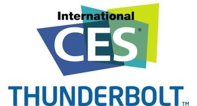 Los discos externos y accesorios con Thunderbolt destacan en el CES