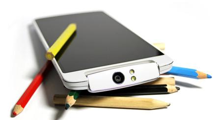 El Samsung Galaxy A90 estrenaría un sistema de cámara rotatoria y deslizante, según OnLeaks