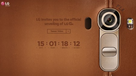 LG G4: nunca habíamos sabido tanto de un móvil que todavía no conocemos