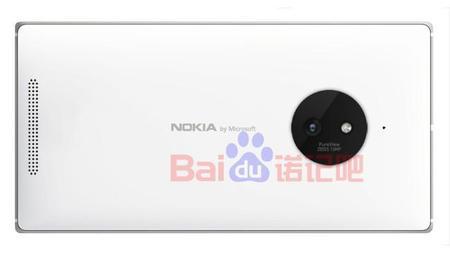 Nueva imagen del supuesto Nokia Lumia 830 con la marca 'NOKIA by Microsoft' en la trasera