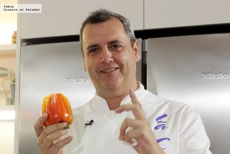 Chef Jose Alvarez De La Costa En El Ejido