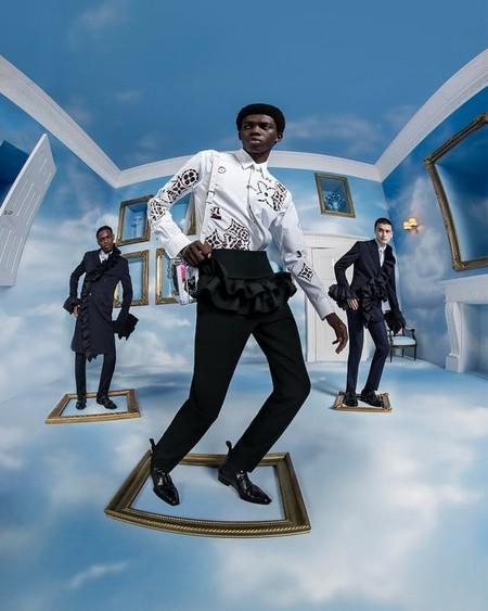 Louis Vuitton Y El Surreal Cielo Del Lujo En Su Campana De Invierno Por Tim Walker 2