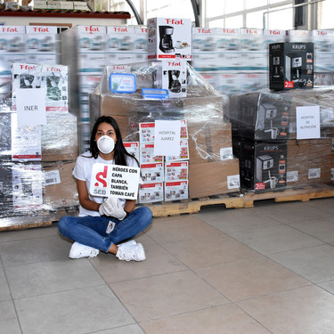 En tiempos de Covid-19, la unión es importante: Groupe SEB México dona productos para motivar y apoyar al personal médico