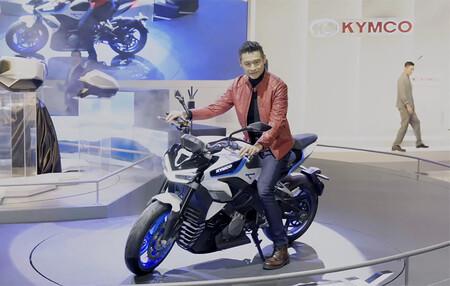 Kymco Revonex Moto Electrica Fabrica Italia 2021