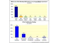 El iPad representa el 95,5% del mercado de tablets mientras sigue perjudicando a los netbook