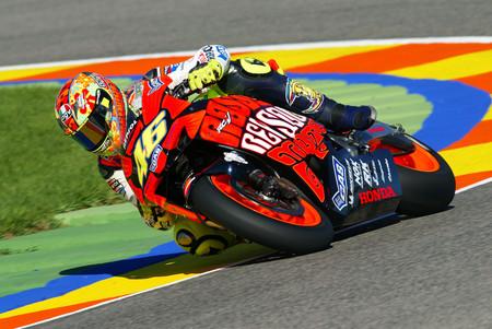 Valentino Rossi Repsol Honda