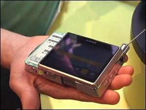 Sony Cyber-shot DSC-G1