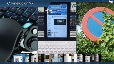 Una de mini teclados para jugadores, tablets y molestas señales de tráfico. Constelación VX (XXXII)