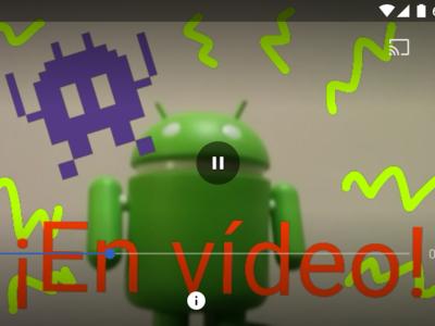 WhatsApp para Android también te deja dibujar y añadir stickers en los vídeos