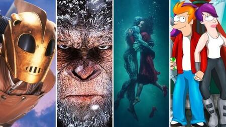 13 grandes series y películas de ciencia-ficción que puedes ver en Disney+ (y que no son Marvel ni Star Wars)