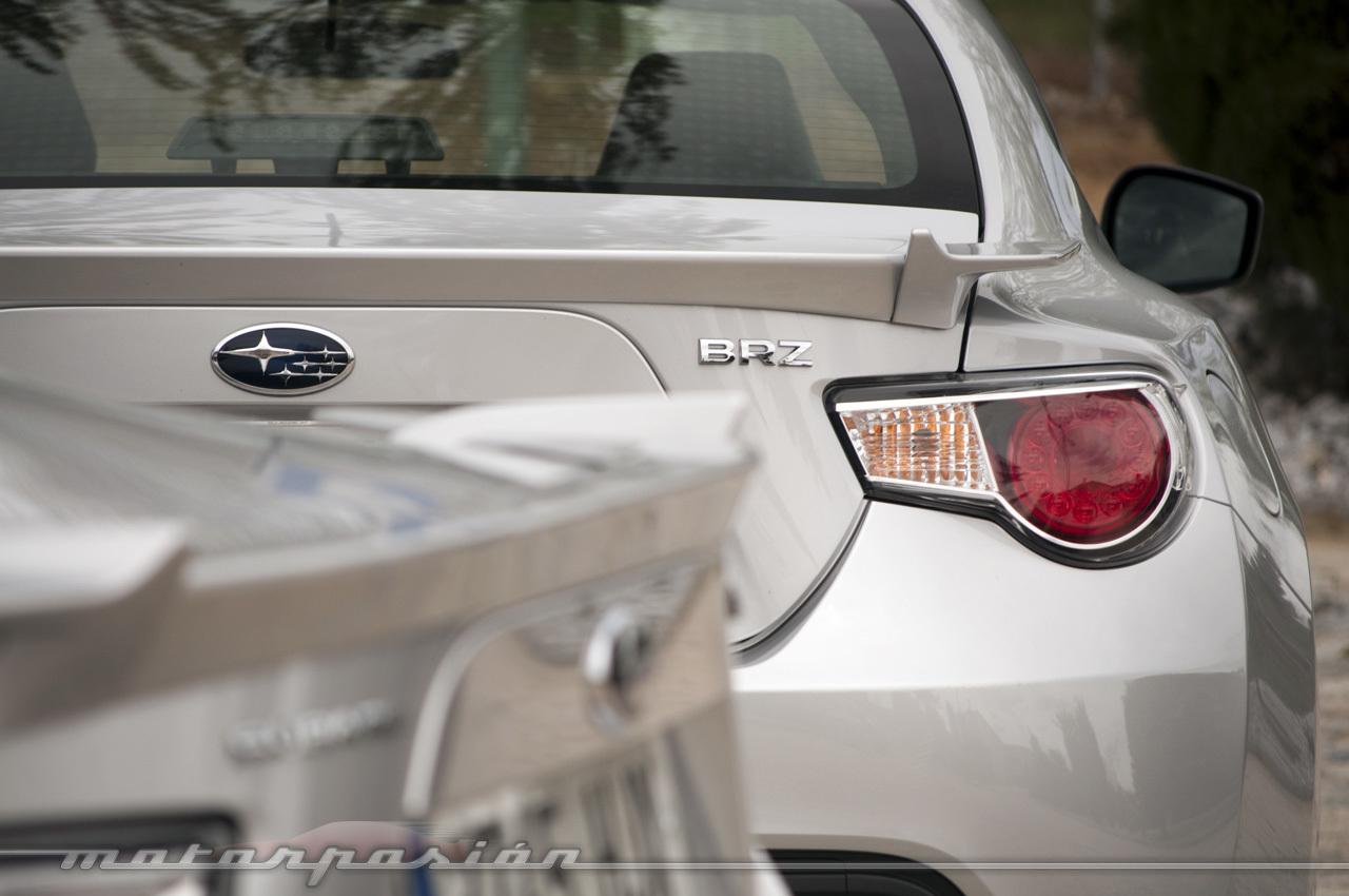 Foto de Subaru BRZ (presentación) (15/23)