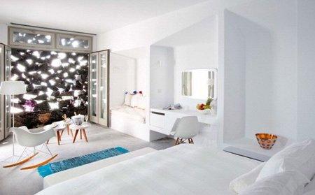 Hotel grace santorini - habitación