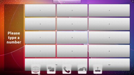 Kubuntu Mobile, Tech Preview