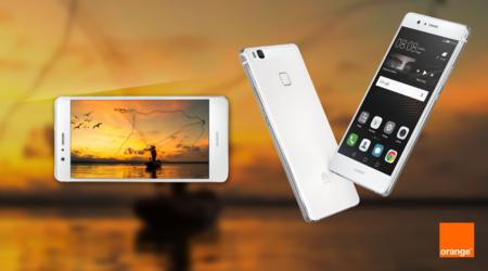 Precios Huawei P9 lite con Orange, Amena y comparativa con Vodafone y Yoigo