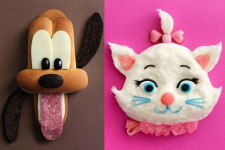 ¿Te apetece un adorable personaje de Disney para desayunar?