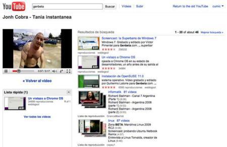 La búsqueda está muy retocada, solo hay que ver que sale el tito Stallman si buscamos Genbeta