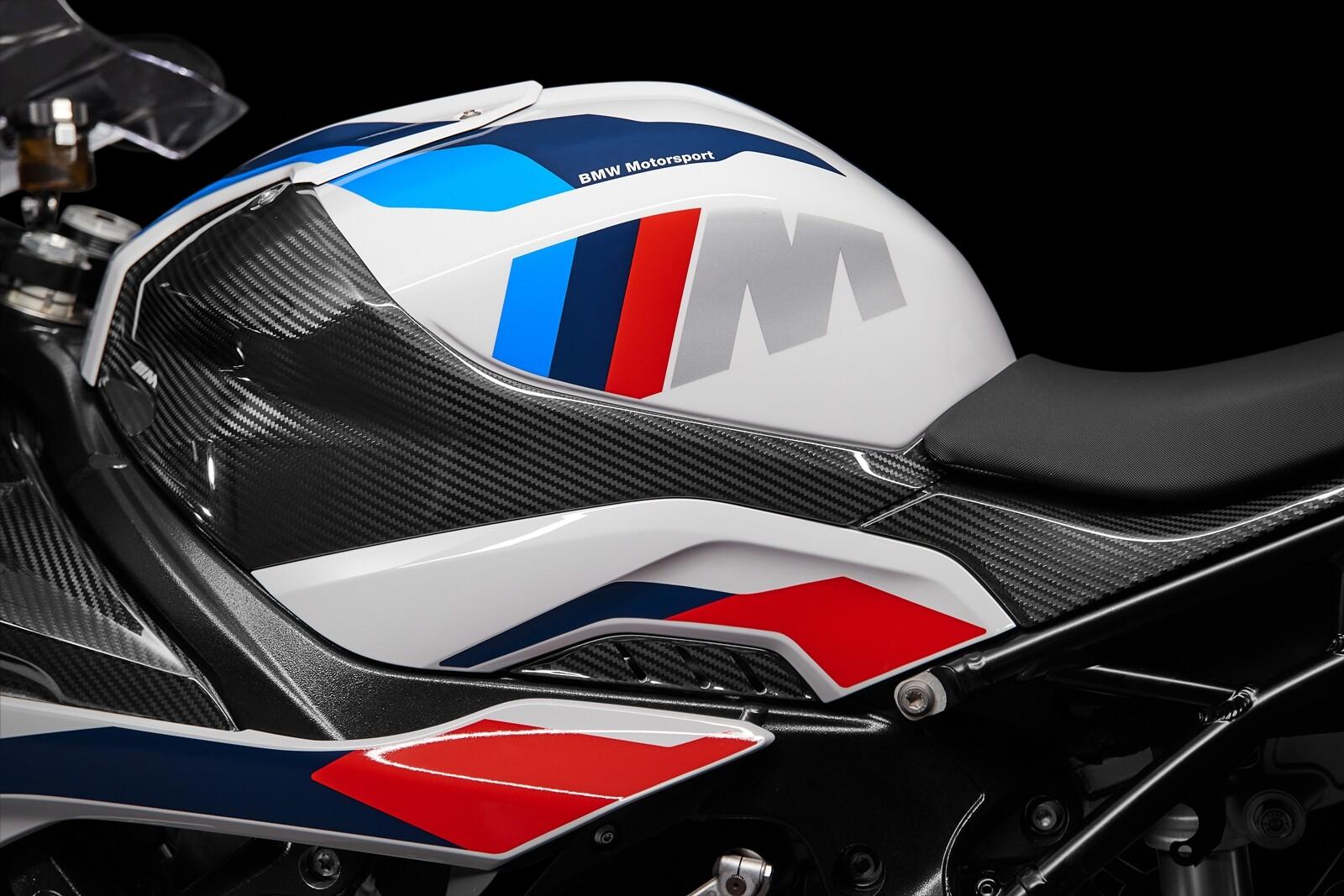 Foto de BMW M 1000 RR 2021 (12/21)