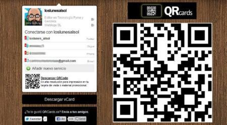 QRcards