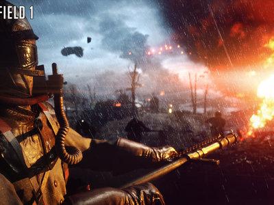 Battlefield 1 muestra toda la acción que se vivirá en su campaña en un gameplay de 12 minutos