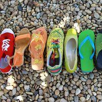 Las mejores ofertas en zapatillas y chanclas hoy en AliExpress: Puma, Vans y Havaianas