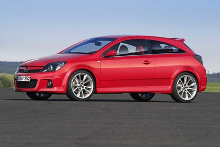 Opel Astra GTC High Performance Concept