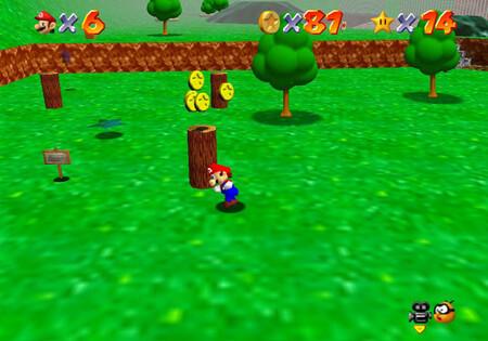 Super Mario 64 Mundo1 Estrella7 03