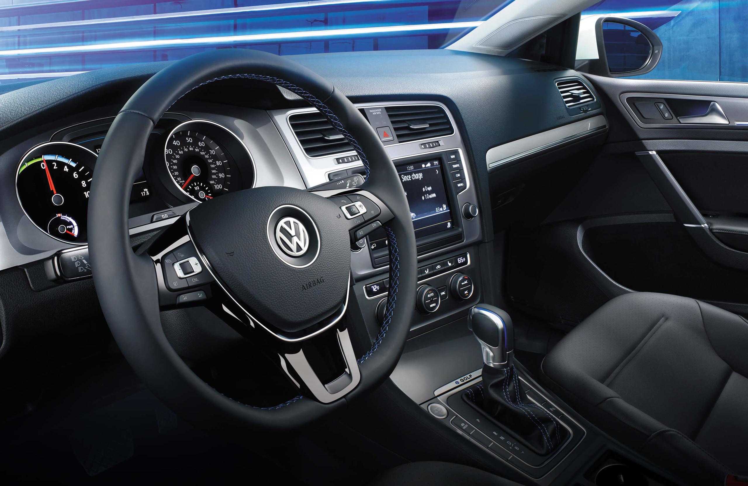 Foto de Volkswagen e-Golf (20/23)