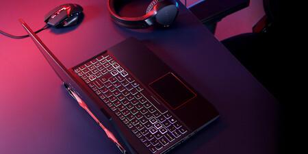 Acer Nitro 5 rebajadísimo en las ofertas previas al Black Friday de PcComponentes: un portátil todoterreno por 639 euros