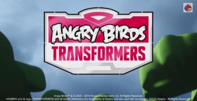 Rovio muestra trailer de Angry Birds Transformers en el Comic Con