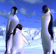 Teaser trailer de 'Happy Feet'