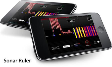 Sonar Ruler, una aplicación para medir distancias de una forma curiosa