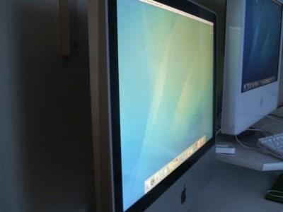 ¿Ha montado Apple pantallas de peor calidad en el nuevo iMac de aluminio?