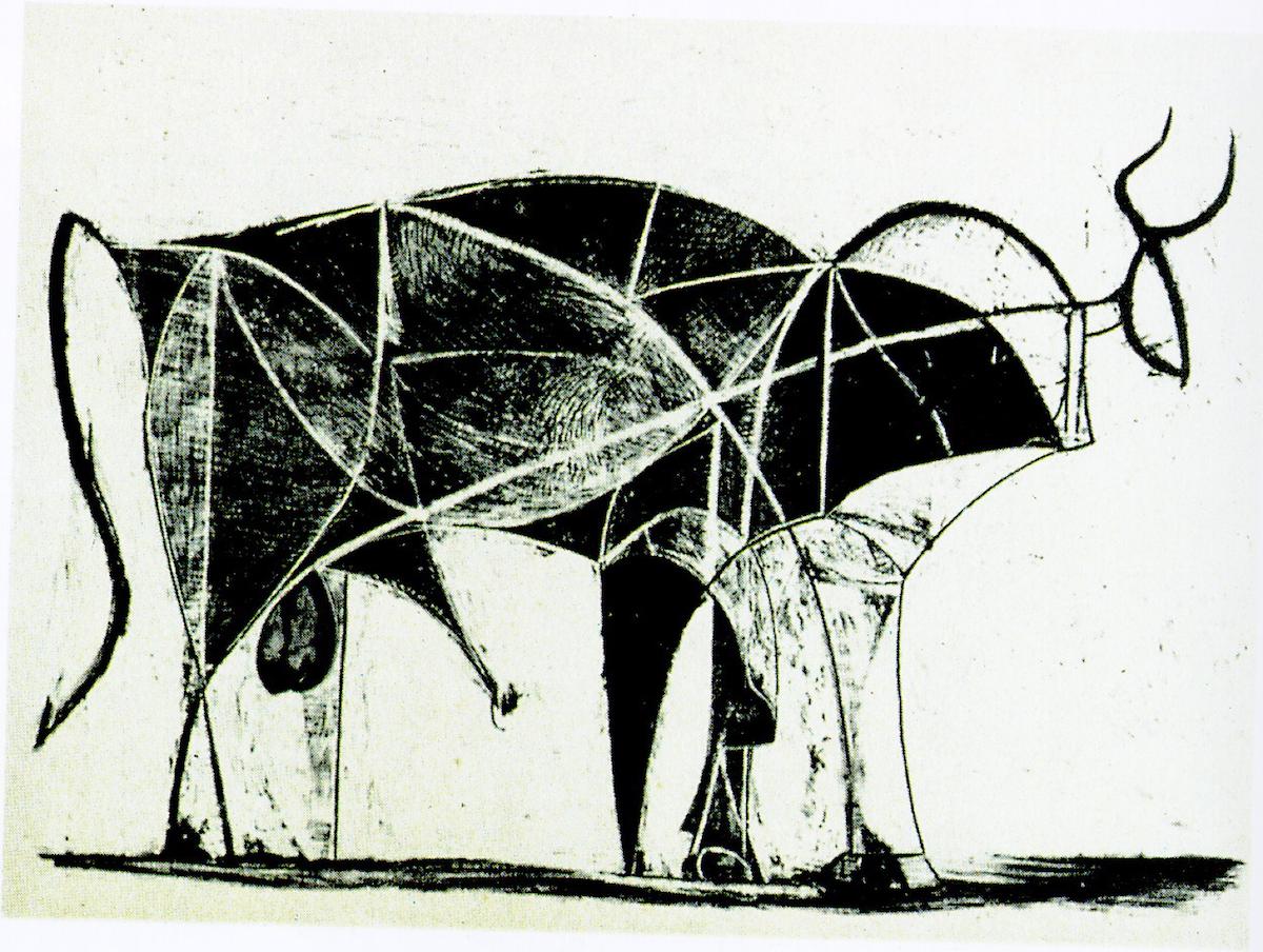 Foto de Toro de Picasso (6/11)