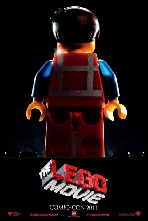 Foto de Carteles de 'La LEGO Película' (2/17)