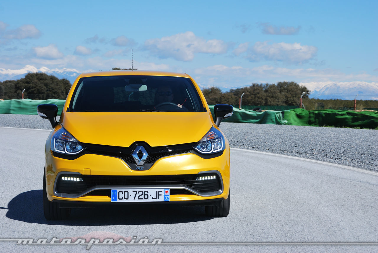 Foto de Renault Clio RS 200 EDC (presentación) (27/49)