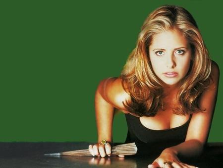 La pelícua de Buffy podría estar cerca ¿seguro?