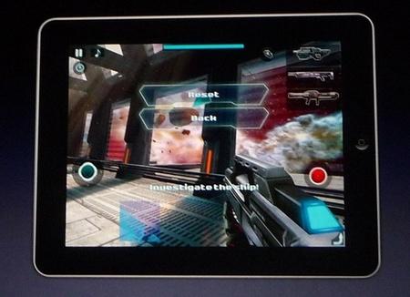 iPad, vídeos de cómo se juega en él