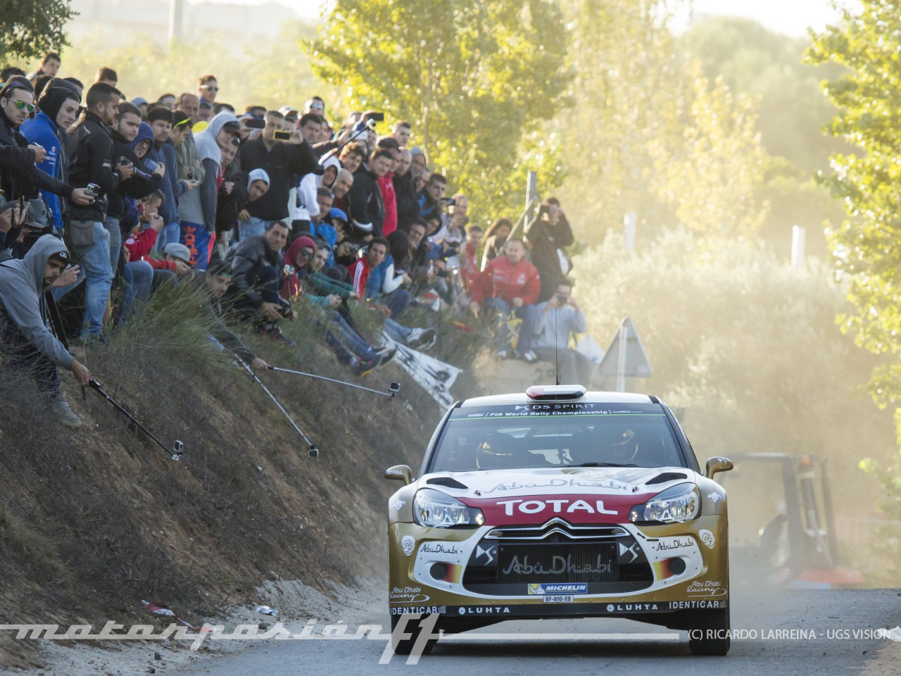 Foto de WRC - Rally de Catalunya 2014 (213/370)
