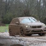 Probamos la gama BMW xDrive: ¿miedo al barro?