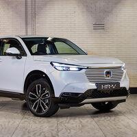 El nuevo Honda H-RV híbrido llegará a España en febrero de 2022