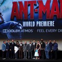 Sorpresón en la premiere de 'Ant-Man': ¡Evangeline Lilly, embarazadísima!