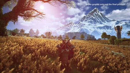 No te encontrarás a Kratos, pero la mitología nórdica del MMORPG Project Ragnarok tiene una pinta realmente alucinante