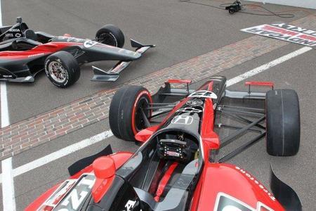 La IndyCar Series presenta sus monoplazas para 2012 [Galería de Imágenes]