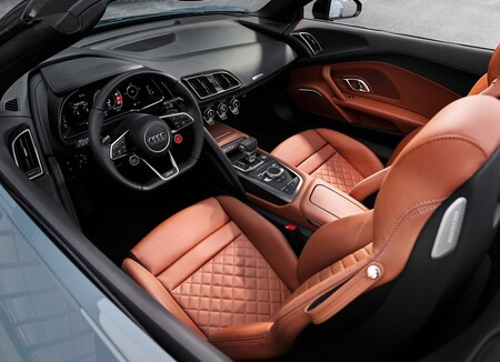 Audi R8 V10 Performance Rwd Spyder 2022 1600 09