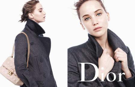 Jennifer Lawrence vuelve como imagen de Miss Dior para este Otoño-Invierno 2013/2014