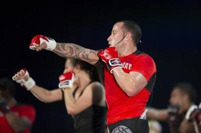 """Entrevistamos a Dan Cohen, director mundial de Body Combat: """"el éxito de cualquier entrenamiento es control, técnica y paciencia"""""""