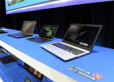 Intel RealSense 3D: las cámaras estilo Kinect llegan a los portátiles en CES 2014
