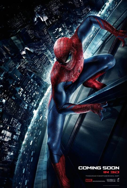 Foto de 'The Amazing Spider-Man', carteles (11/14)
