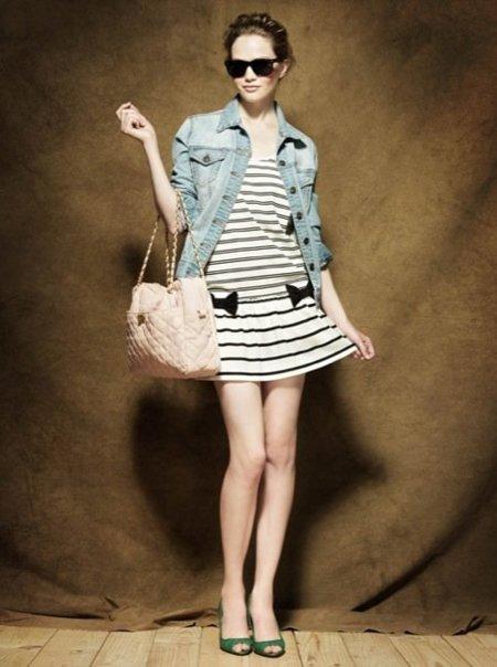 Colección Blanco Pre-Fall 2010: tonos apagados en la ropa antes del otoño III