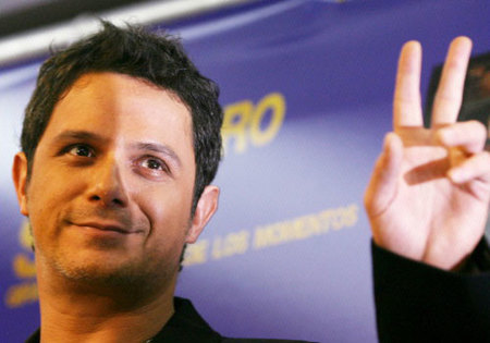 Alejandro Sanz y sus problemas con la justicia